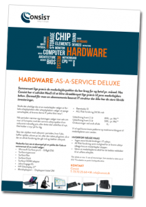 Hardware As A Service Deluxe